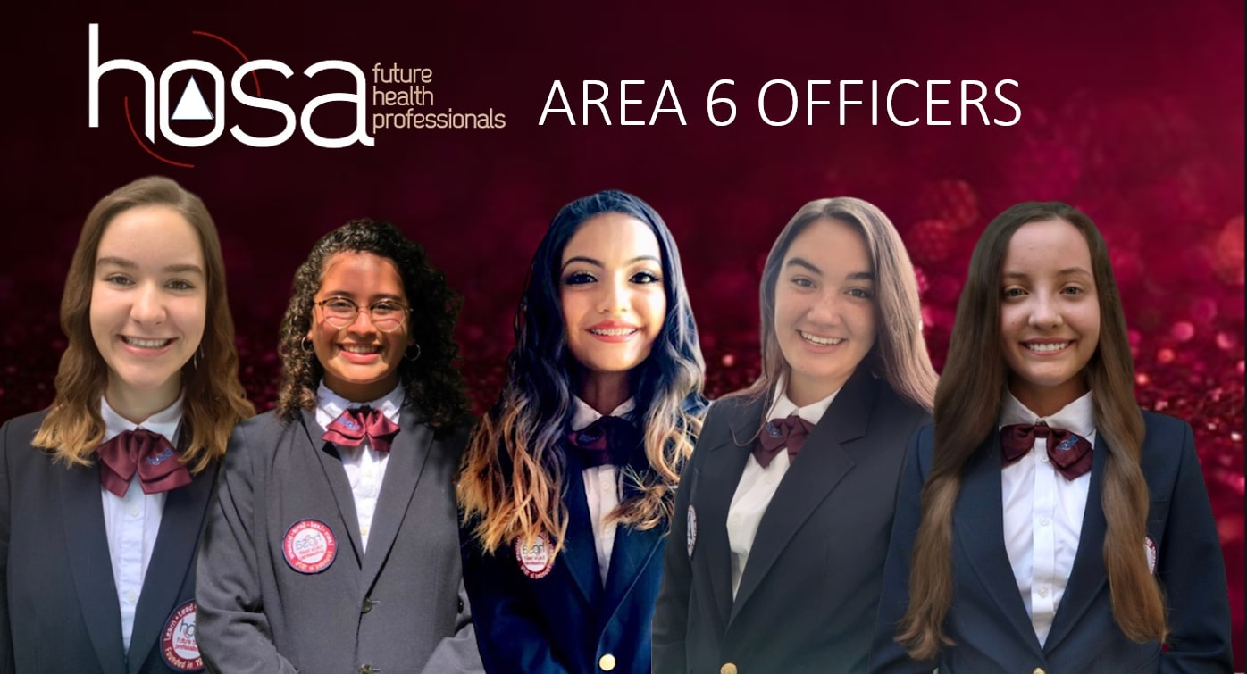 Area 6 Officers