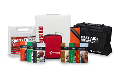 Right Response First Aid Kit
