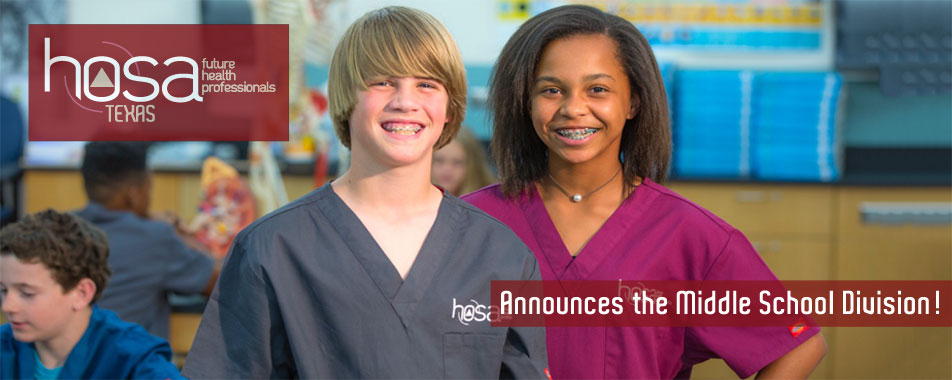 HOSA Middle School Division