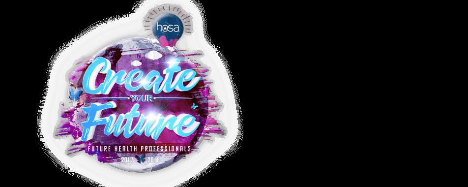 2017-2018 HOSA Theme Logo