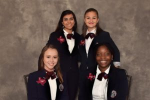Texas HOSA 2017-2018 Area 2 Officers