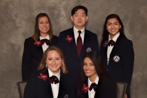 Texas HOSA 2017-2018 Area 5 Officers