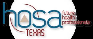 Texas HOSA Logo