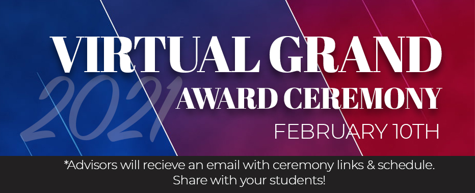 virtual grand award ceremony-advisors