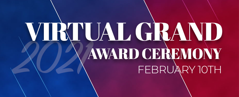 virtual grand award ceremony
